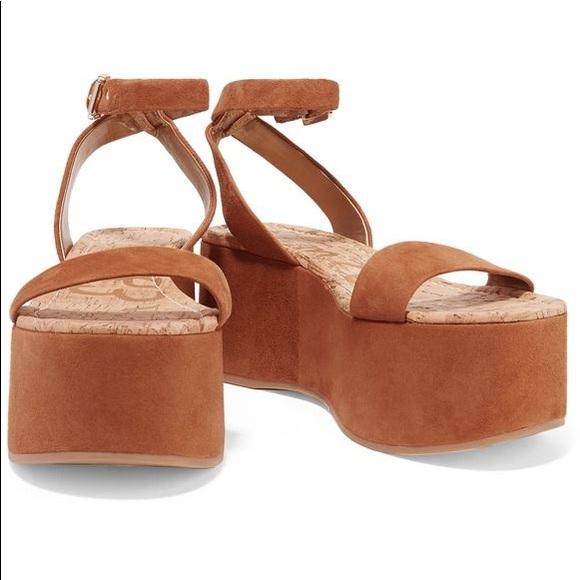 3388228c4ff Sam Edelman Henley Platform Sandals. M 5a97798905f430a74ad6826a